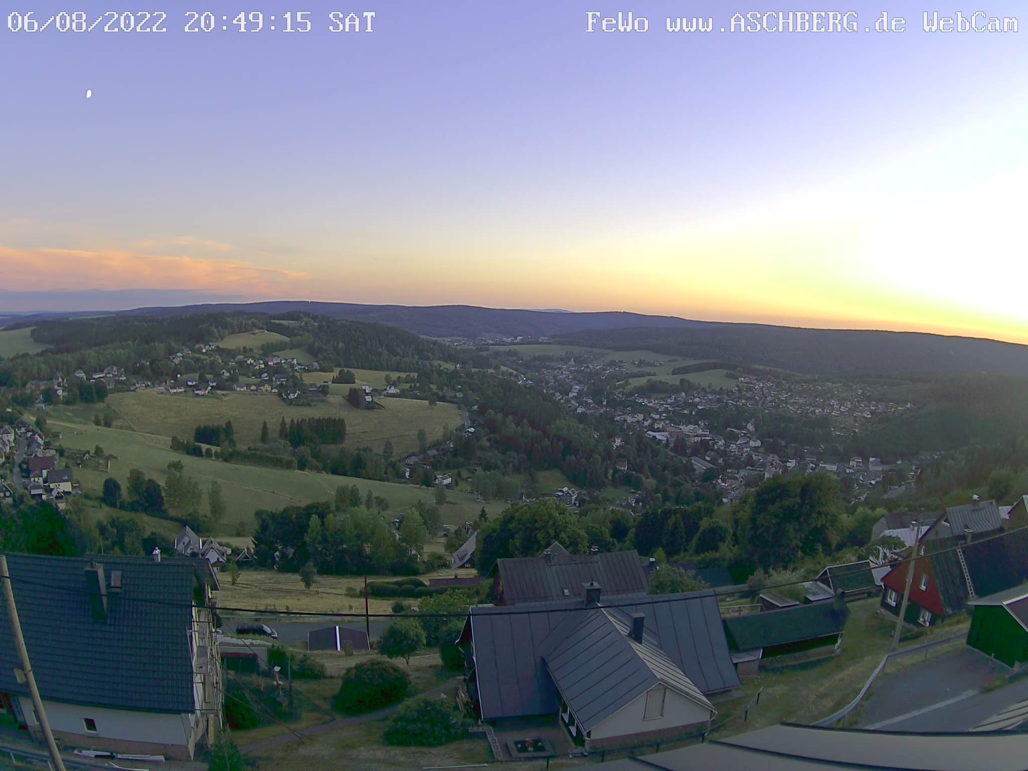 Webcam am Aschberg